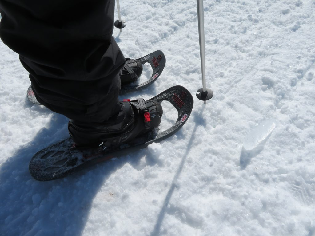 snowshoeing at thredbo tour Mount Kosciusko beginner tips what to wear worth the cost guided tour