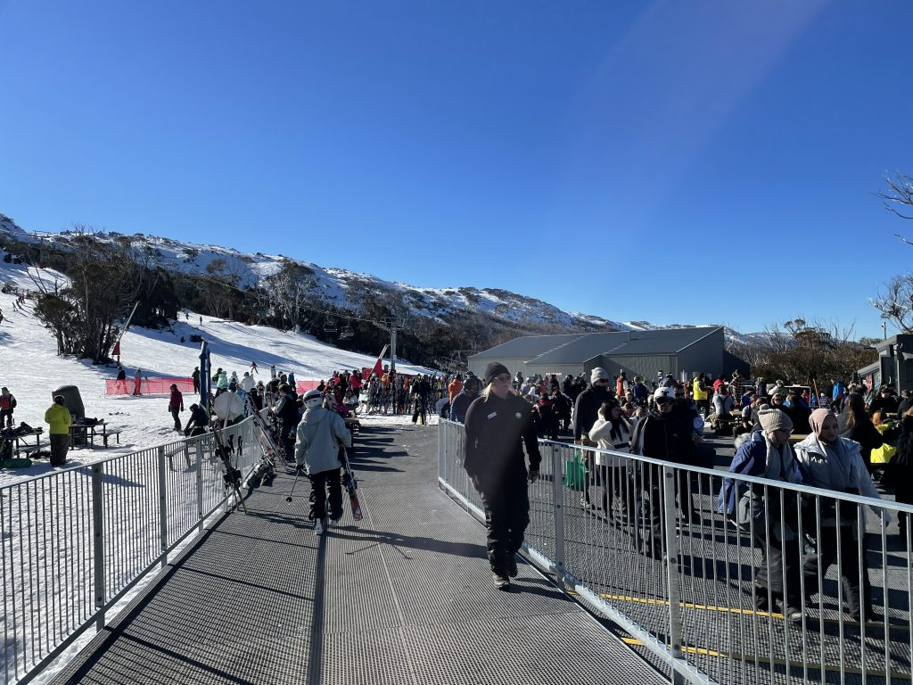 Merritts Gondola thredbo skiing review things to see and do australian snow season