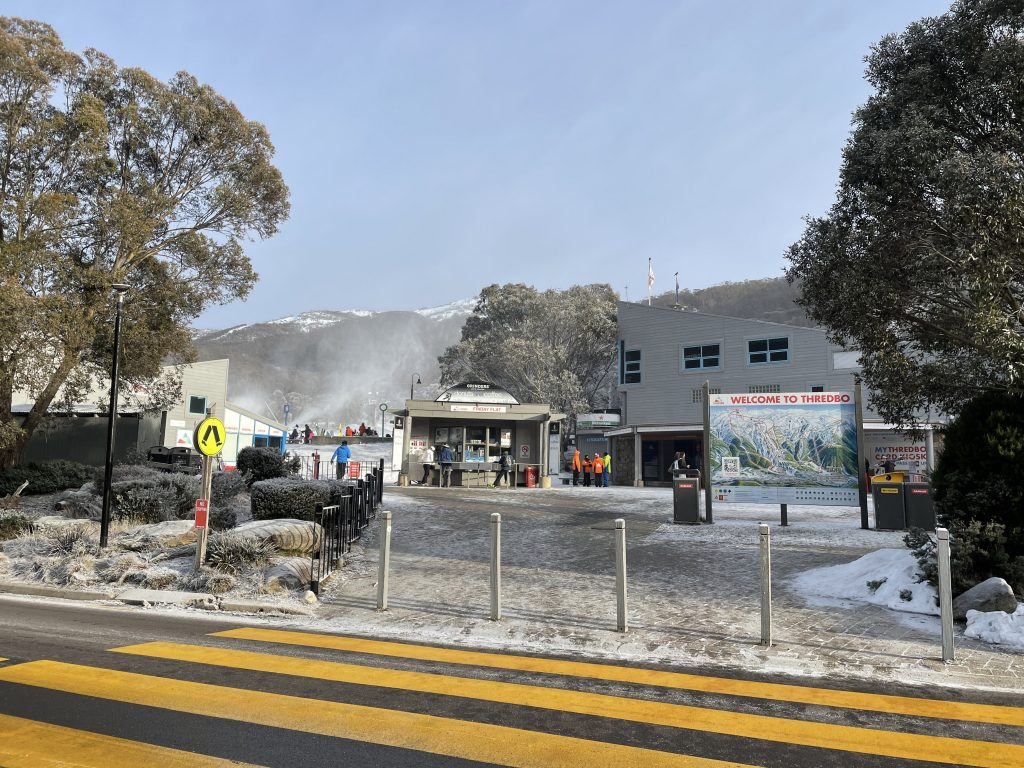 Thredbo village friday flat beginner ski lesson review things to see and do how to plan a trip to thredbo vacation australia